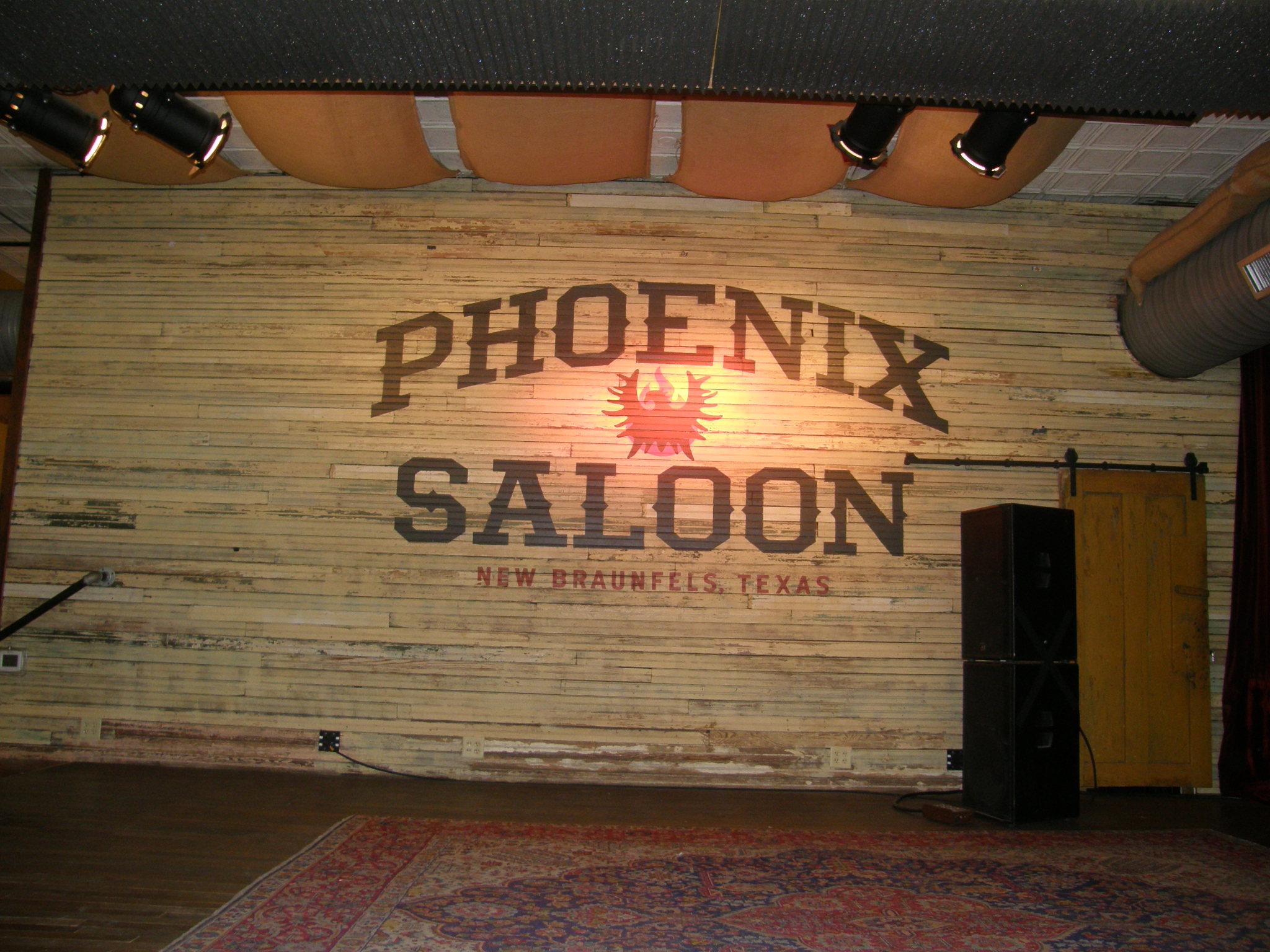 Phoenix Saloon New Braunfels Food Network